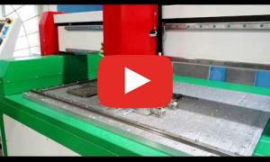 Фасонная фрезеровка нержавеющей стали на станке с ЧПУ ТМ20 0912 - Trace-Magic
