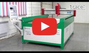 Широкоформатный фрезерный станок с ЧПУ для металла ТМ26 2212, фрезерование Д16Т
