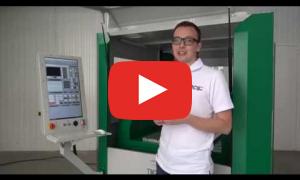 Обзор фрезерного станка с ЧПУ ТМ20-0906 в защитной кабине
