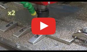 Фрезеровка нержавеющей стали на станке с ЧПУ ТМ20 0912 - Trace-Magic