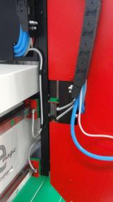 Система централизованной смазки направляющих и передач
